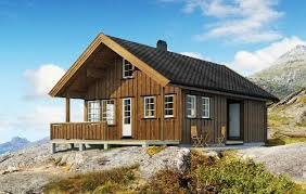 Скандинавская технология строительства быстровозводимых каркасных домов